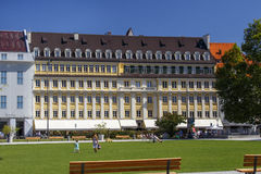 Marienhof a Monaco di Baviera, Germania, 2015 Fotografia Stock