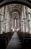 Marienkapelle church in Wurzburg Stock Photo