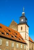 Marienkirche, a church in Gottingen - Germany Stock Photos