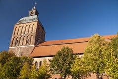 Marienkirche Ribnitz-Damgarten Stock Photography