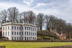 Marienlyst Castle in Denmark Royalty Free Stock Photography