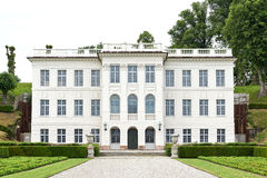 Marienlyst Castle, Helsingoer στοκ εικόνες