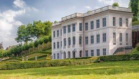 Marienlyst Castle Landscape Royalty Free Stock Images