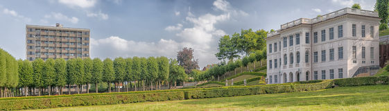 Marienlyst Castle Panorama Stock Photography