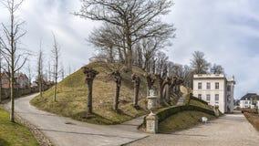 Marienlyst Castle Panorama Stock Photos
