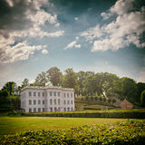Marienlystpaviljoen royalty-vrije stock foto's