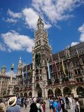 Marienplatz photos stock