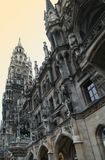 Marienplatz immagini stock libere da diritti