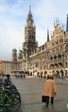 Marienplatz Stock Photos