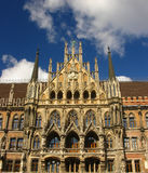 Marienplatz Stock Photo