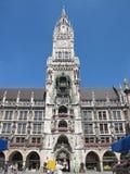 Marienplatz München Stock Fotografie