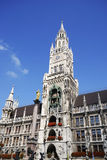 Marienplatz in Munich Royalty Free Stock Images