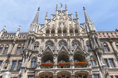 Marienplatz, Munich Royalty Free Stock Photo