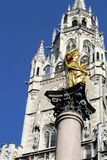 Marienplatz, Munich Stock Photo