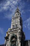 Marienplatz Munich Stock Image