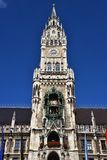 Marienplatz Munich Royalty Free Stock Photo