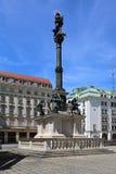 Mariensaule Vienna Royalty Free Stock Images