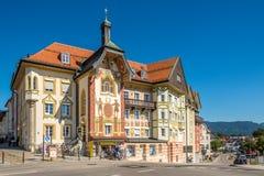 Marienstift in Bad Tolz - Germany Stock Photos