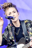 Mariette. Artist name Mariette is a Swedish singer, artist and songwriter Royalty Free Stock Images