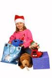 Mariez Noël ! Photo stock