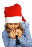Mariez Noël ! photographie stock