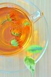 Marigold herbal tea Royalty Free Stock Image