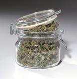 Marihuana-2 Stock Afbeelding