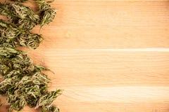 marihuana Obraz Stock
