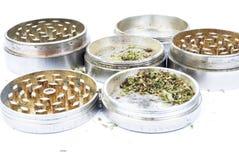 Marihuana-, medizinische und entspannendeArzneimittelindustrie in Amerika Lizenzfreie Stockbilder