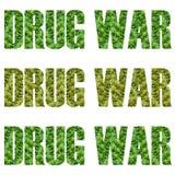 Marihuana RX Obrazy Stock