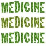 Marihuana RX Lizenzfreies Stockfoto