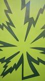 Marihuanaleaf vektor illustrationer