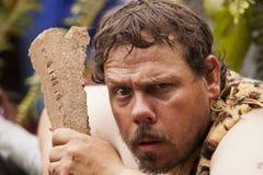 marihuany caveman odkrywa Obrazy Stock