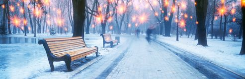 Mariiinsky Park royalty free stock photography
