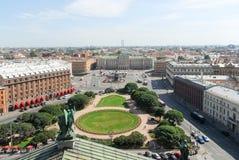 Mariinsky宫殿-圣彼得堡,俄罗斯 免版税库存图片