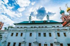 Mariinsky kammare Arkivbild