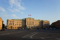 Mariinsky Palast Lizenzfreie Stockfotografie
