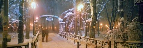 Mariinsky Park Royalty Free Stock Photos