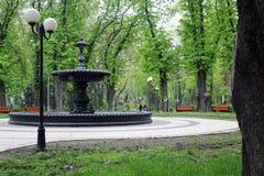 Mariinsky Park, Kiev Royalty Free Stock Images