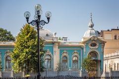 Mariinsky slott Kiev Arkivbild