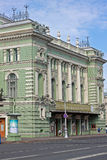 Mariinsky-Theater in St Petersburg, Russland Lizenzfreies Stockbild