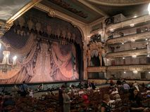 Mariinsky Theatre stock photos
