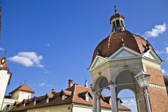 Marija bisrica katedra obraz royalty free