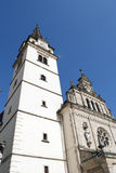 Marija Bistrica basilica Royalty Free Stock Photos