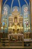 marija för altarebistricaströmförsörjning royaltyfri fotografi