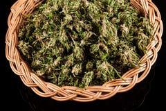 marijuana Imagenes de archivo