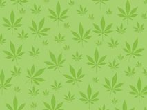 Marijuana background Royalty Free Stock Photo