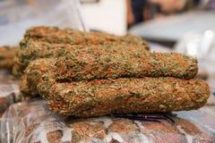 Marijuana drug Stock Image