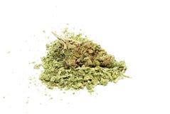 Marijuana, Drug Money Stock Photos