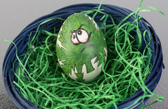 Marijuana Egg Royalty Free Stock Photos